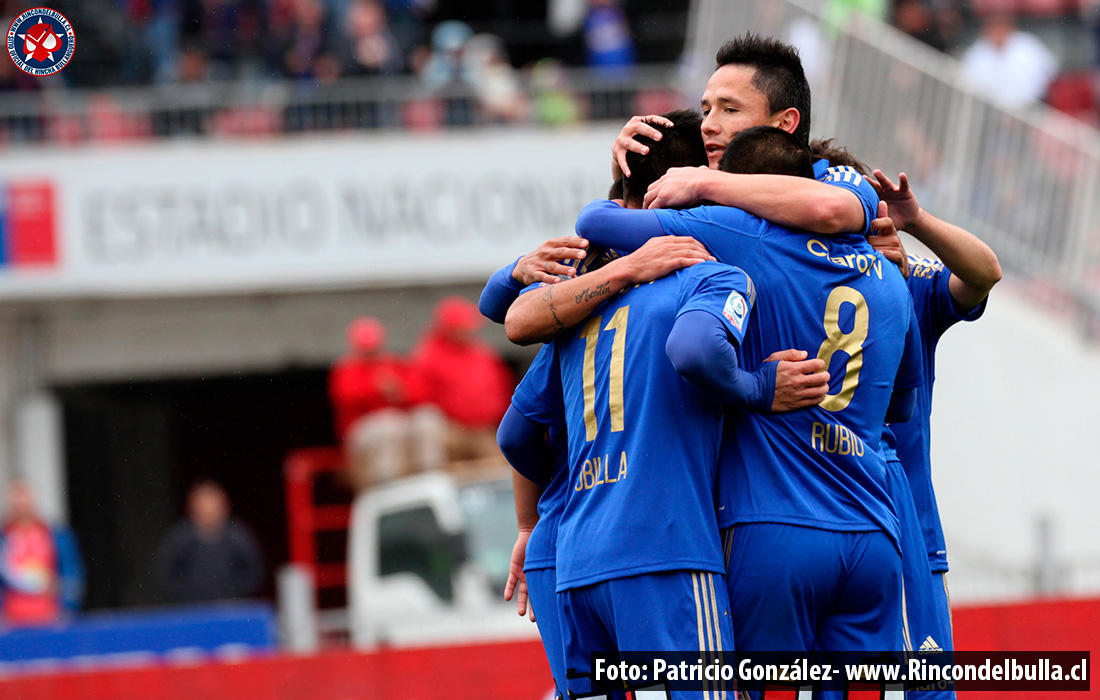 Azules asegura la punta del campeonato - Foto: Patricio González