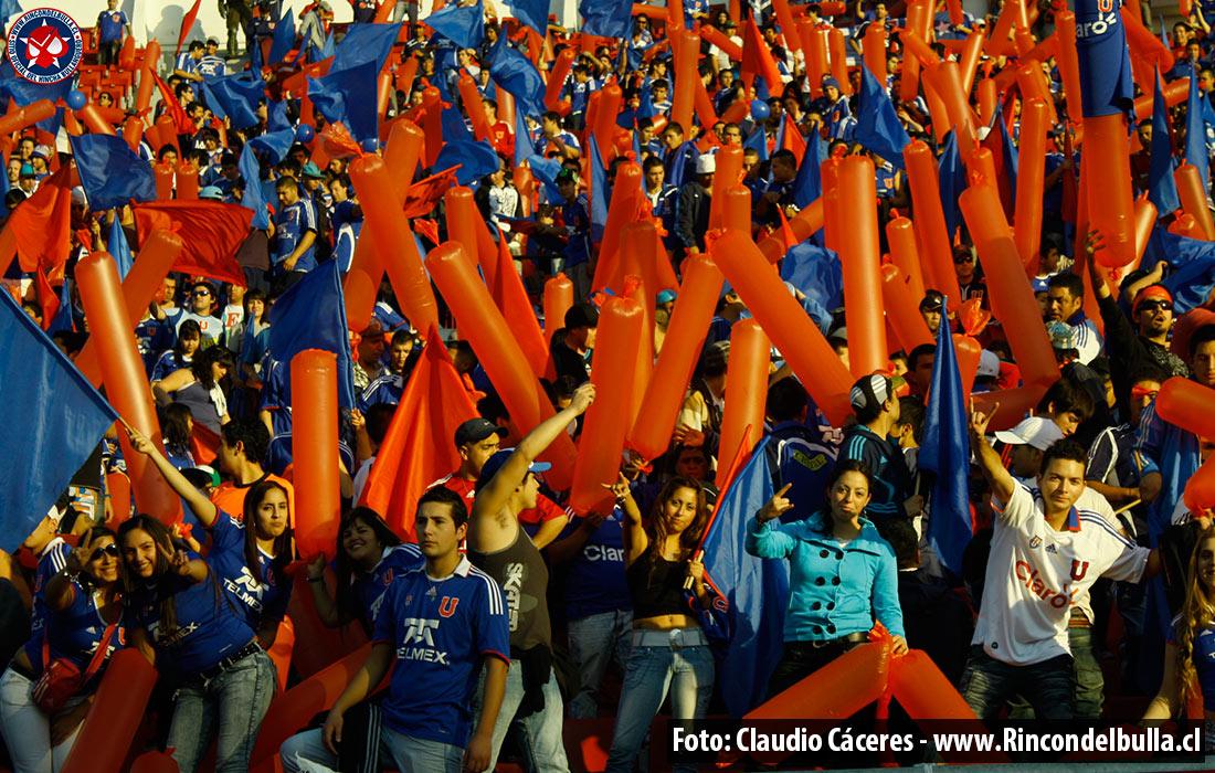 La U se mide ante Barnechea este fin de semana - Foto: Claudio Cáceres