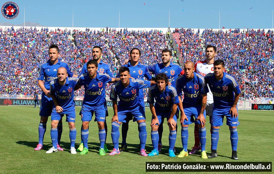 La U ya tiene fixture en la Libertadores 2015Foto: Patricio González-